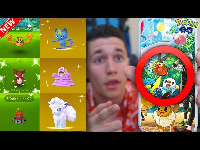 GENERATION 5 IN POKÉMON GO + A MASSIVE NEW EVENT! (3 Year Anniversary Event)