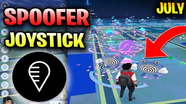 How to GPS Spoof + Joystick with FGL Pokemon GO Spoofer ✅ July 2019 iOS Android APK