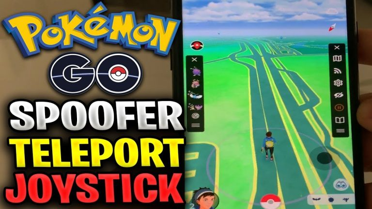 Pokemon GO Hack: Spoofer NO BAN✅ Pokemon GO Spoofing Tutorial iOS & Android