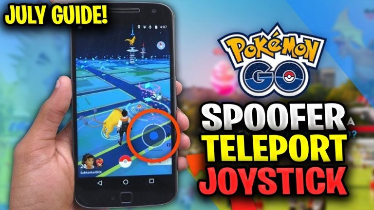 Pokemon GO Hack: How to Spoof NO BAN✅ Pokemon GO Spoofing Tutorial iOS & Android
