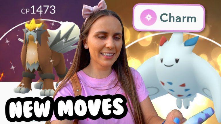 *HUGE* MOVE & BATTLE UPDATE in Pokémon GO!