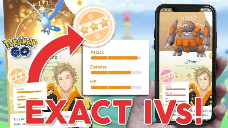 HOW TO USE NEW IV RATING SYSTEM IN POKÉMON GO (2019 APPRAISAL UPDATE)
