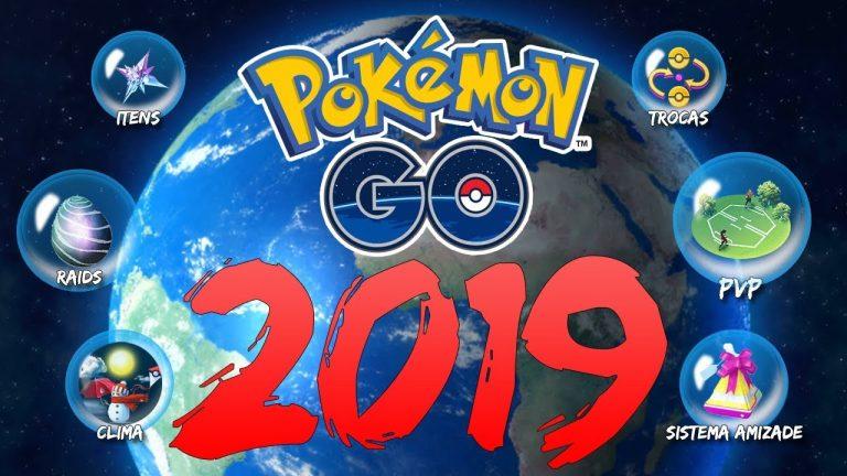 TUDO SOBRE POKÉMON GO EM 2019!! –  Pokémon Go | PokeDicas
