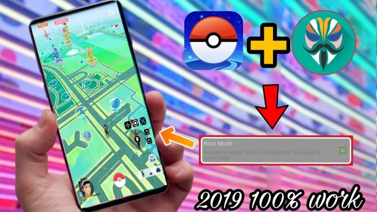 HOW TO CHANGE LOCATION WITH ONE CLICK IN POKEMON GO (2019 JULY)