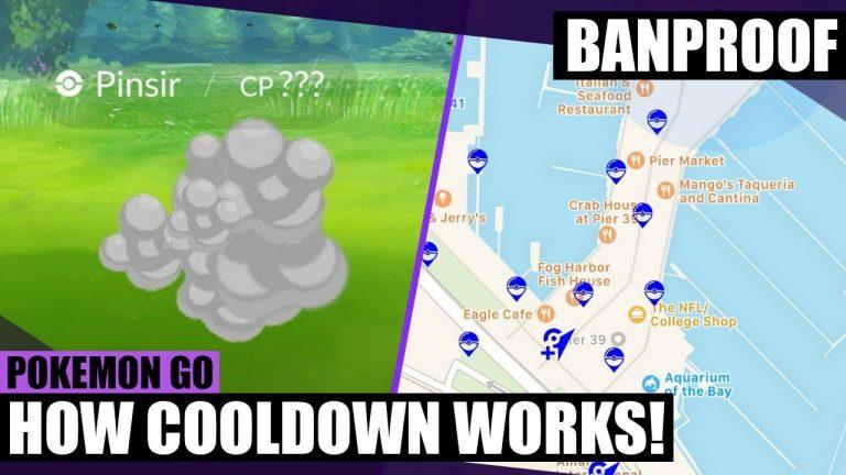 How Cooldown Works! Softban vs. Shadowban – Pokemon Go