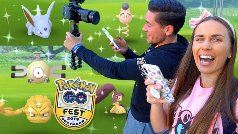 THE BEST DAY IN POKÉMON GO EVER! Dortmund Pokémon GO Fest 2019!