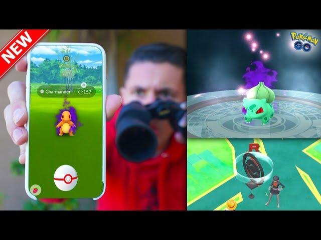 HOW TO GET SHADOW / PURIFIED POKÉMON + TEAM GO ROCKET in Pokémon GO!