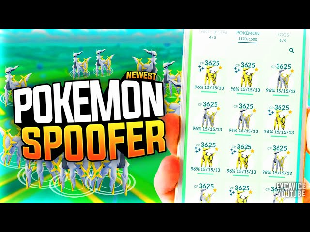 NEWEST! Android & IOS: Pokemon GO Hack Spoofer: NO BAN ✅ Pokemon Go Spoofing Tutorial (August 2019)