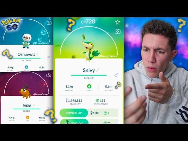 GENERATION 5 IN POKÉMON GO ULTRA UNLOCK? New SHINY Event! (Pokémon GO)