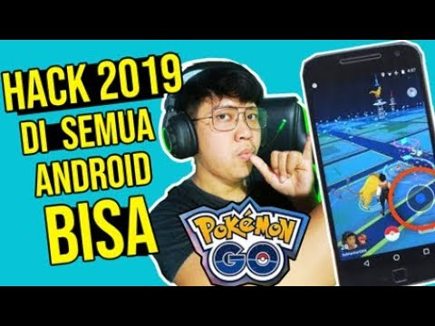 AUTO WORK DI SEMUA ANDROID HACK POKEMON GO 2019#PokemonGo