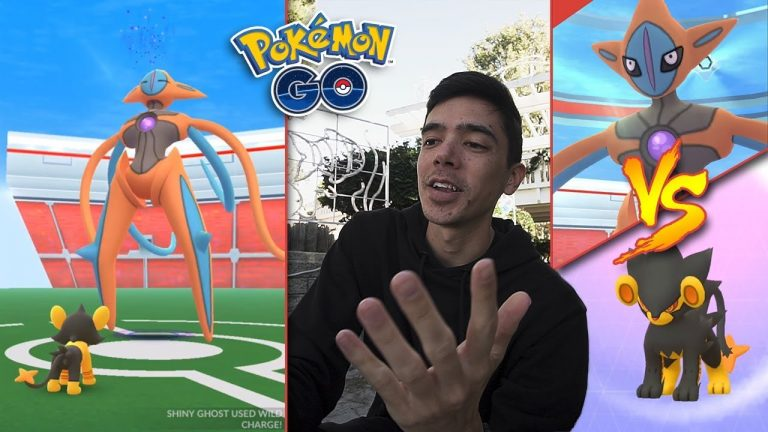 HOW TO SOLO DEOXYS ATTACK FORME EX RAID IN POKÉMON GO