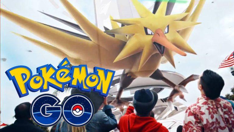 Pokémon GO – Legendary Trailer