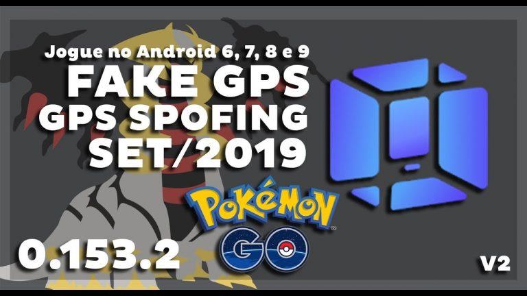 Fly / Fake GPS para Android 6, 7, 8 e 9 com VMOS Pokemon GO 0153.2, Setembro de 2019 – v2 | Guia