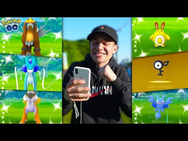 THE BIGGEST MONTH OF POKÉMON GO HISTORY BEGINS!