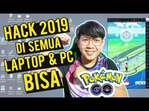 AUTO BISA MAIN DI SEMUA LAPTOP or PC HACK POKEMON GO 2019#PokemonGO