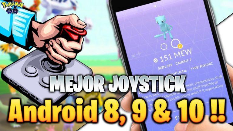 COMO Jugar con JOYSTICK Android 8, 9 & 10 Pokemon GO !! NUEVO METODO INCREIBLE QUE FUNCIONA