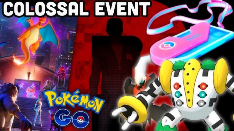 Special Colossal event with new pass in Pokemon GO   Giovanni has arrived