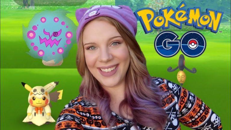 SPIRITOMB QUEST, Shiny Yamask, Costume Pokemon and More! Pokémon Go Halloween 2019 | Day 1