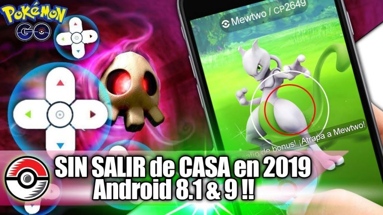 """""""SOLUCION Android 8.1 y 9"""" ¡ JOYSTICK Pokemon GO 2019 ! TUTORIAL DEFINITIVO 99,9{6e172a2c0dd17178a2424d499f37e3c7ca2a2dceb807284ce264a0bc10f1cb13} H4CK Android"""