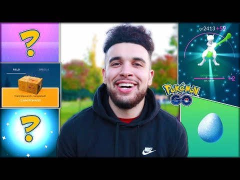 🔴 I'VE NEVER DONE THIS BEFORE! (Pokémon GO)