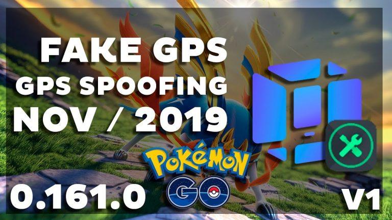 Fly / Fake GPS Android 6, 7, 8 e 9 com VMOS e VFIN Pokemon GO 0153.2, Novembro 2019 – v1   Guia
