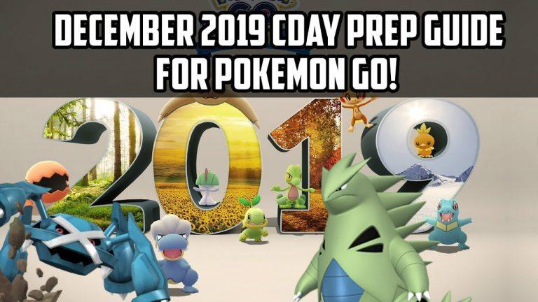 Pokemon Go: December 2019 Prep Guide! Top Pokemon To Evolve!