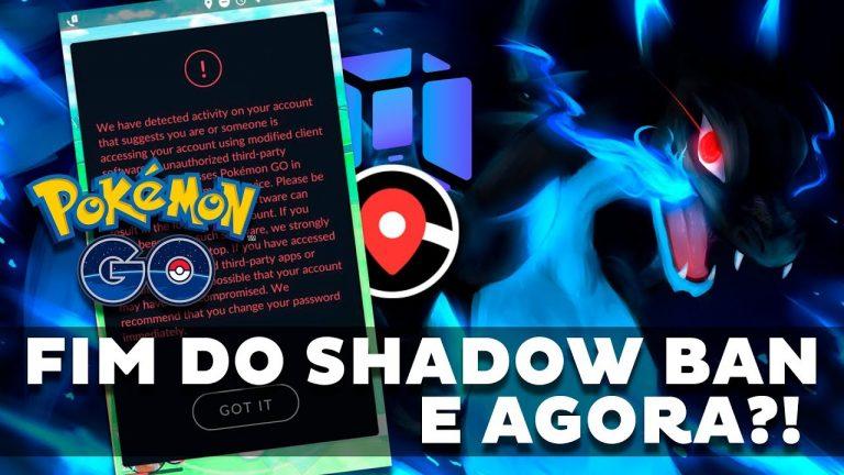 Fim do Shadow Ban e agora?! Pokémon GO – Fly / Fake GPS / Hack | Vlog S02E30