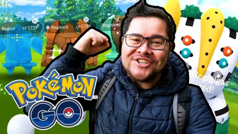 GOOD or BAD?! *REGIGIGAS* Special Event! [Pokémon GO]