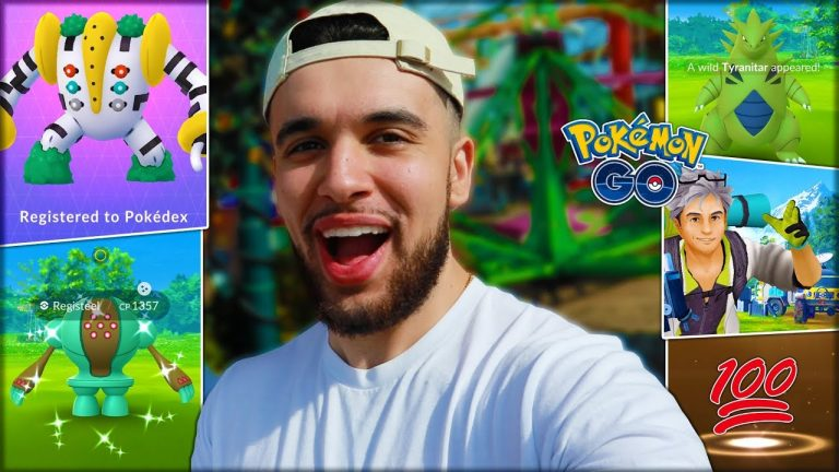 WAS THIS EVEN WORTH IT? (Pokémon GO Colossal Discovery)