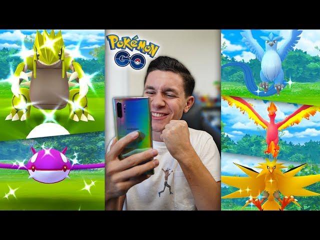 YOUR LAST CHANCE OF 2019 TO GET THESE POKÉMON! (Pokémon GO)