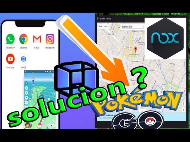 Vmos y Nox volveran ? problema a instalar actualizacion doble de  Pokemon Go video tutorial   Djkire