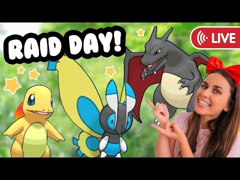 RAID HOUR – Evolution Event Pokémon GO | ZoëTwoDots