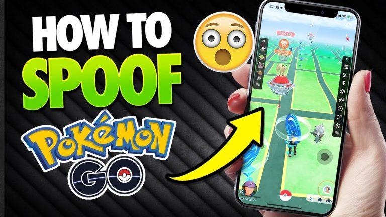 Pokemon Go Hack 🔥 How to Spoof Pokemon Go ✅ Pokemon Go Spoofing