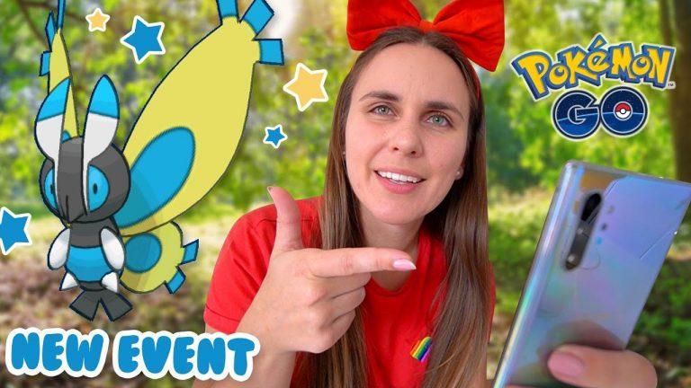 SHINY BURMY & MOTHIM! New Evolution Event in Pokémon GO!