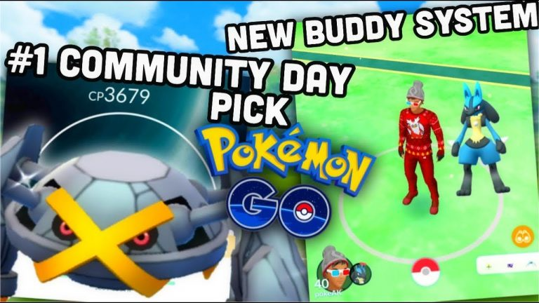 New buddy system & #1 December CD pokémon | Pokemon GO news