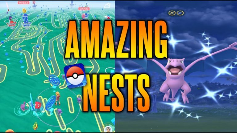 Best Nesting Park Locations / Coordinates in Pokemon GO 2019