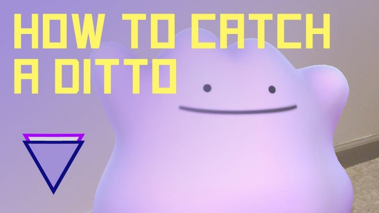 How to catch a Ditto in Pokemon Go – December 2019