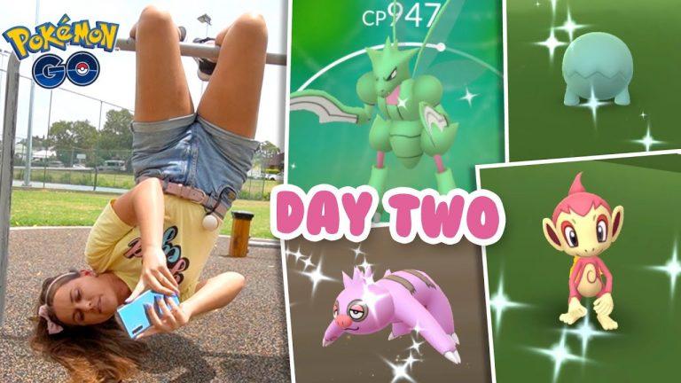 SHINY CATCH CHALLENGE! December Community Day Sunday | Pokémon GO