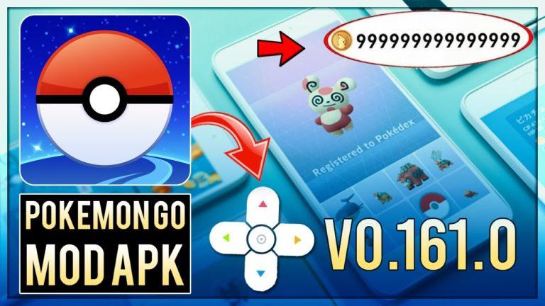 Pokemon GO Hack v0.163.2 Mod Apk Download (GPS, Joystick, Spoofer, NO BAN) Android & iOS