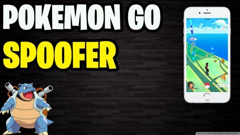 Pokemon Go Hack NO BAN Android/iOS 🌟 Pokemon Go Spoofing Map Data Joystick GPS 2020