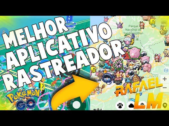 O MELHOR APLICATIVO RADAR PARA POKÉMON GO FUNCIONANDO ATUALIZADO COMO PEGAR MUITOS / ANDROID & iOS /