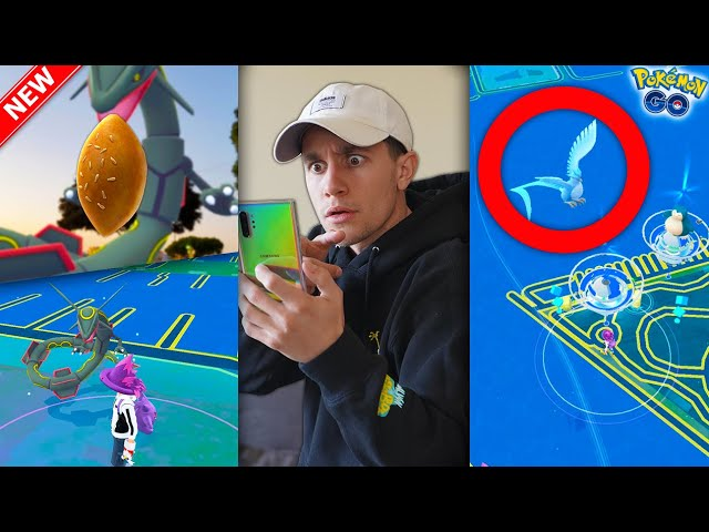 NEW ITEM, NEW FEATURE – BEST UPDATE OF THE YEAR! (Pokémon GO)