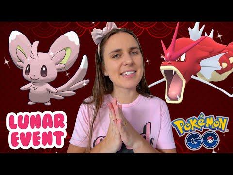 SHINY MINCCINO & LUNAR NEW YEAR! Pokémon GO