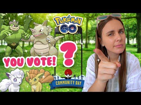 WHO WILL WIN? Vote For February Community Day Shiny Pokémon & Special Move | Pokémon GO
