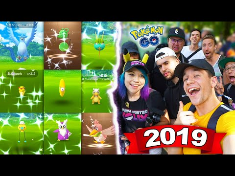 BEST OF POKÉMON GO & MYSTIC7 2019! WHAT AN EPIC YEAR YAL!