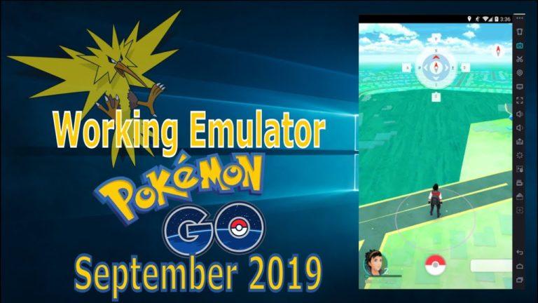 How To Play Pokemon Go On PC Working Emulator September 2019