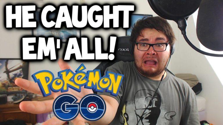 Pokemon GO ★ POKEMON TRAINER CAUGHT ALL POKEMON IN POKEMON GO!!! ★ Pokemon GO News!