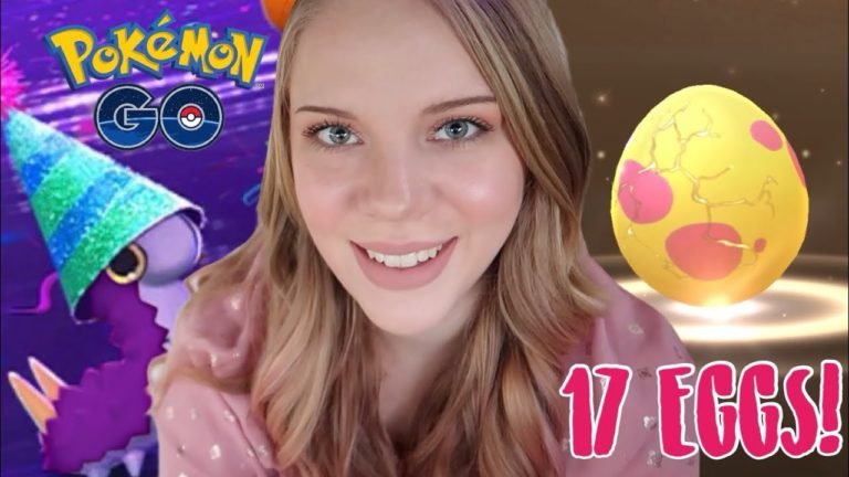 PARTY HAT WURMPLE! + Hatching 7km Eggs & January Event News! Pokemon Go