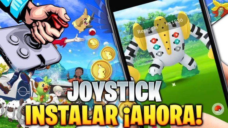 COMO Jugar con JOYSTICK Android 7, 8, 9 & 10 Pokemon GO TODOS LOS METODOS (INSTALACION PASO A PASO)