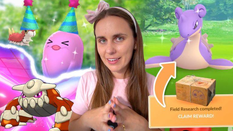 IT'S FINALLY HERE?? JANUARY 2020 EVENTS! Party Hat Wurmple? Shiny Heatran & MORE! Pokémon GO